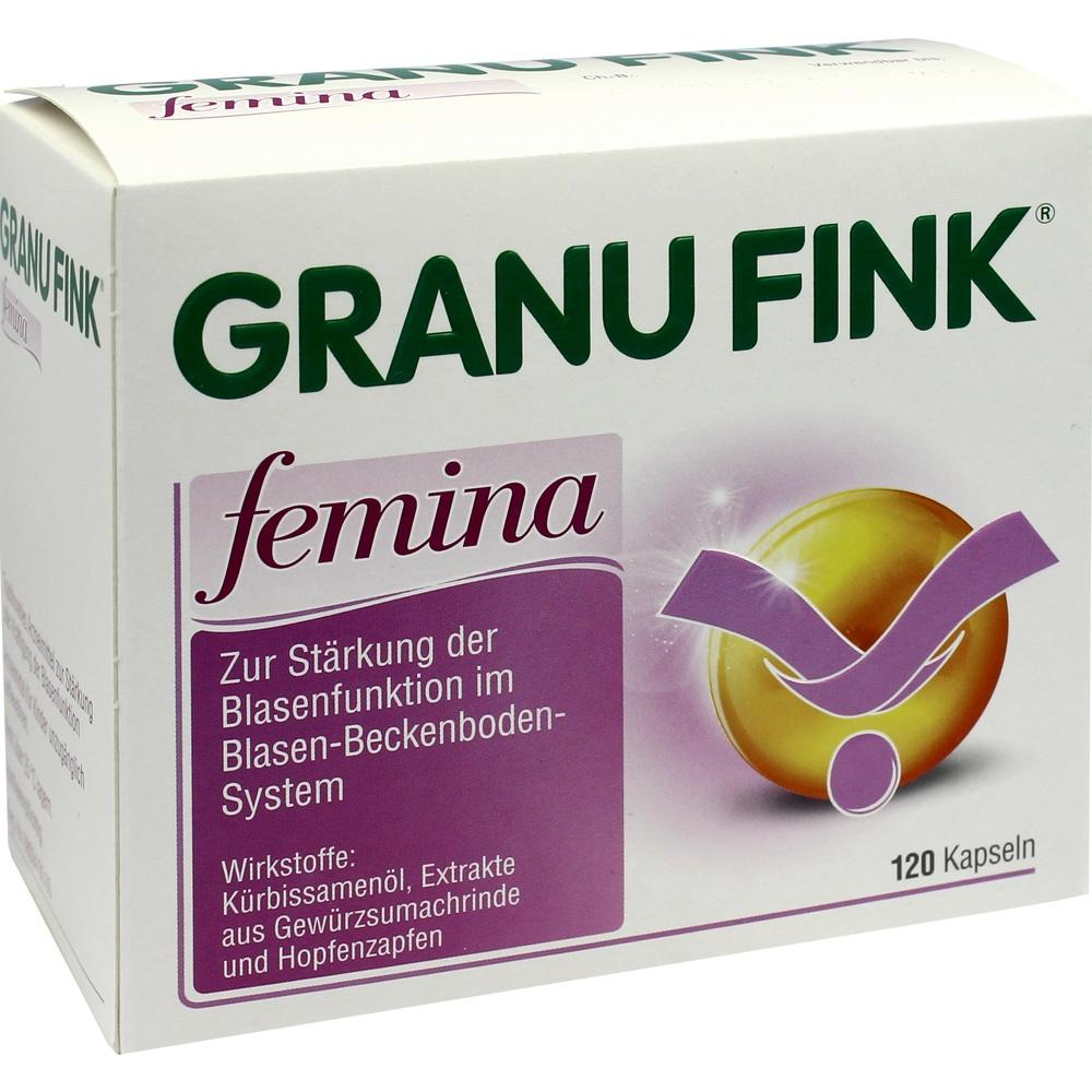 03046327, Granufink Femina Kapseln, 120 ST