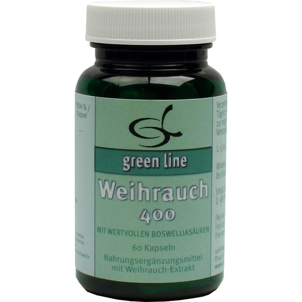 03081447, Weihrauch 400, 60 ST