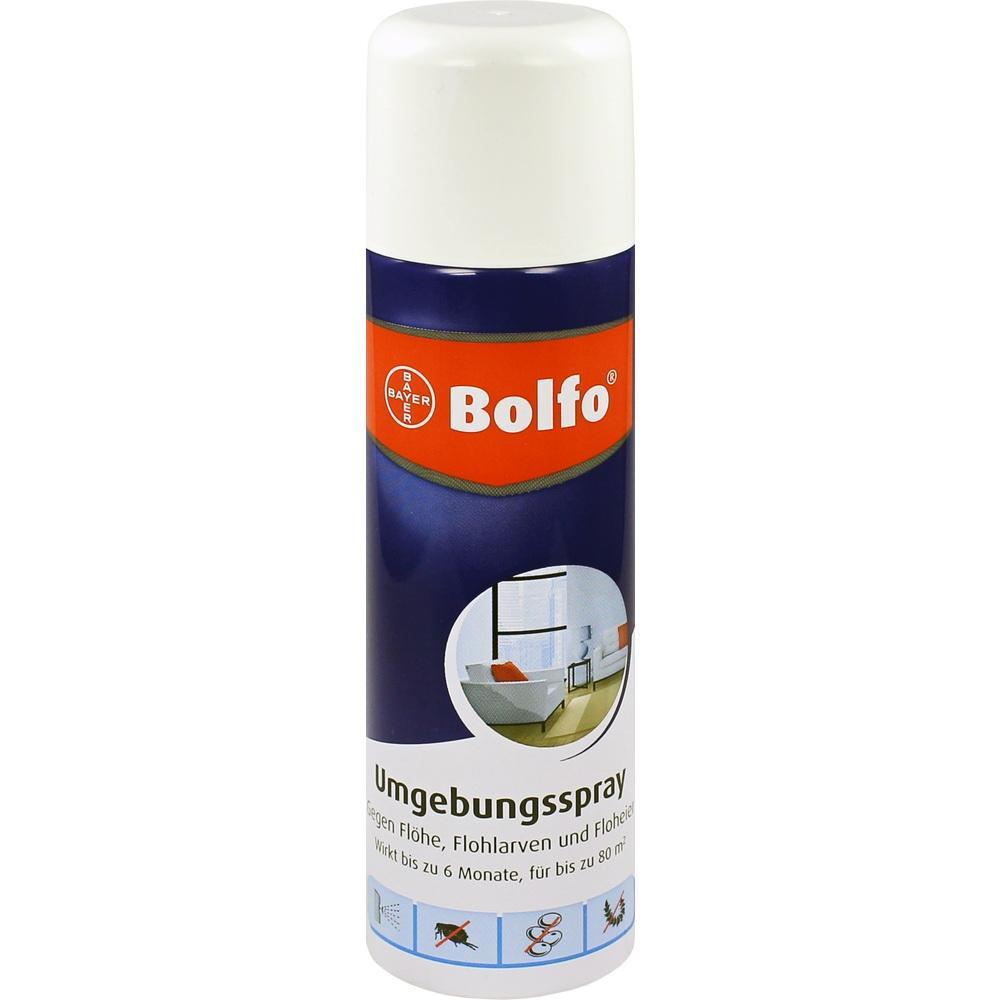 03099677, Bolfo Umgebungsspray, 250 ML