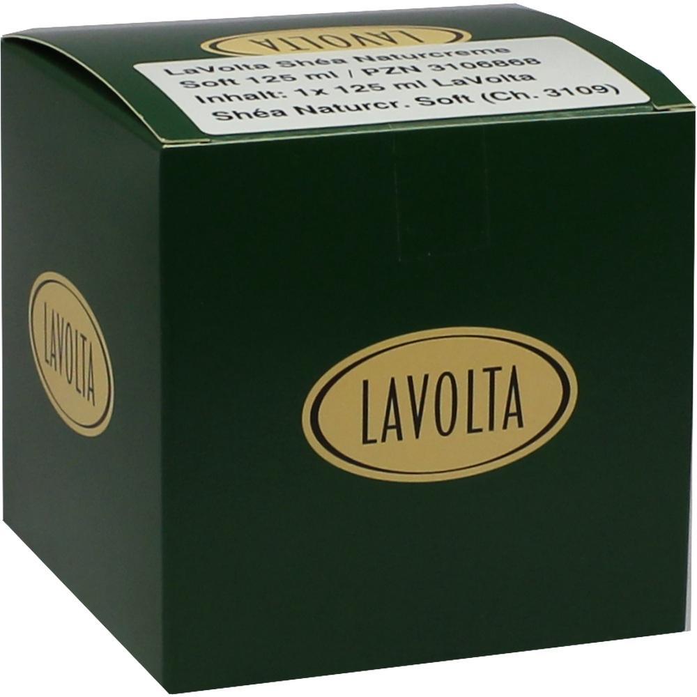 03106868, Lavolta Shea Naturcreme Soft, 125 ML
