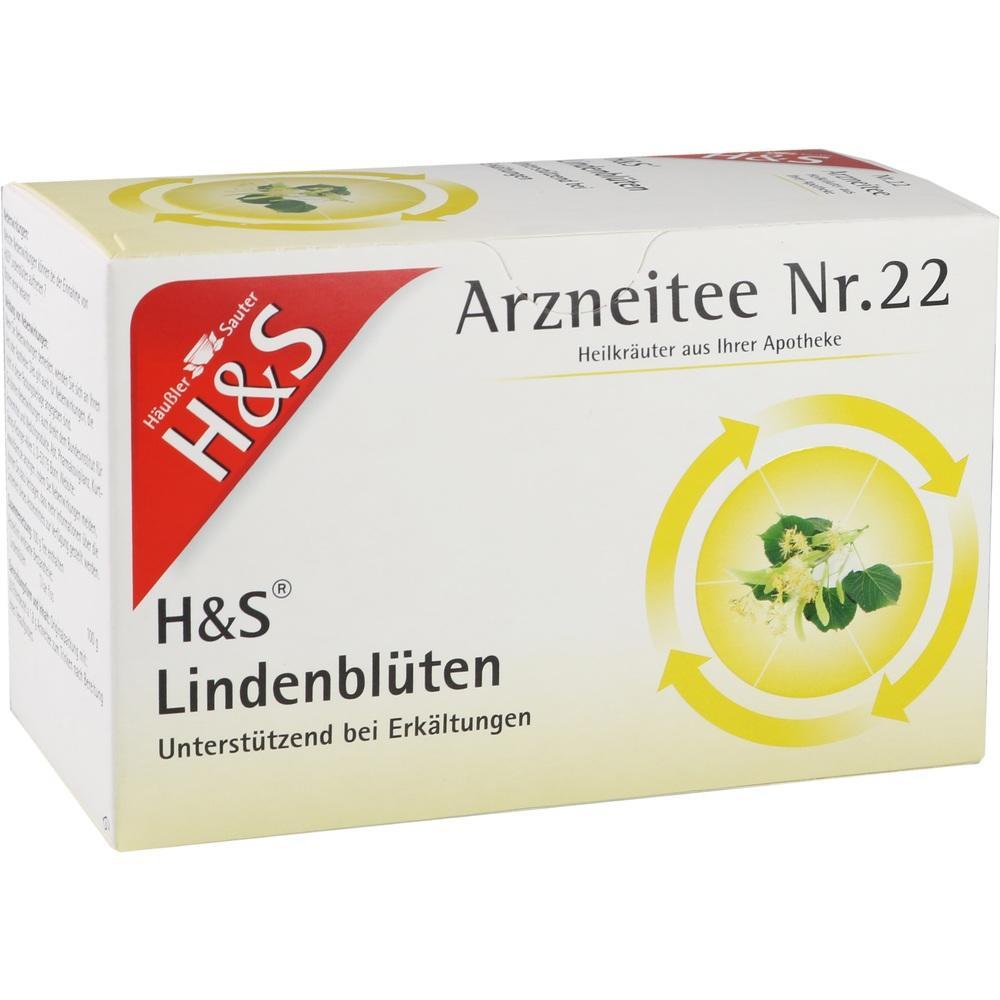 03152259, H&S LINDENBLUETEN TEE, 20X1.8 G