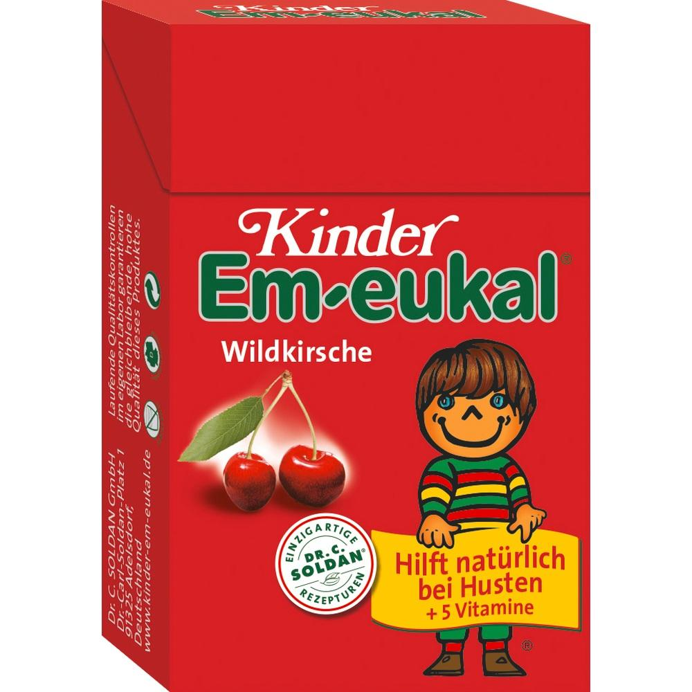 03166936, Em-eukal Kinder zh. Pocketbox, 40 G