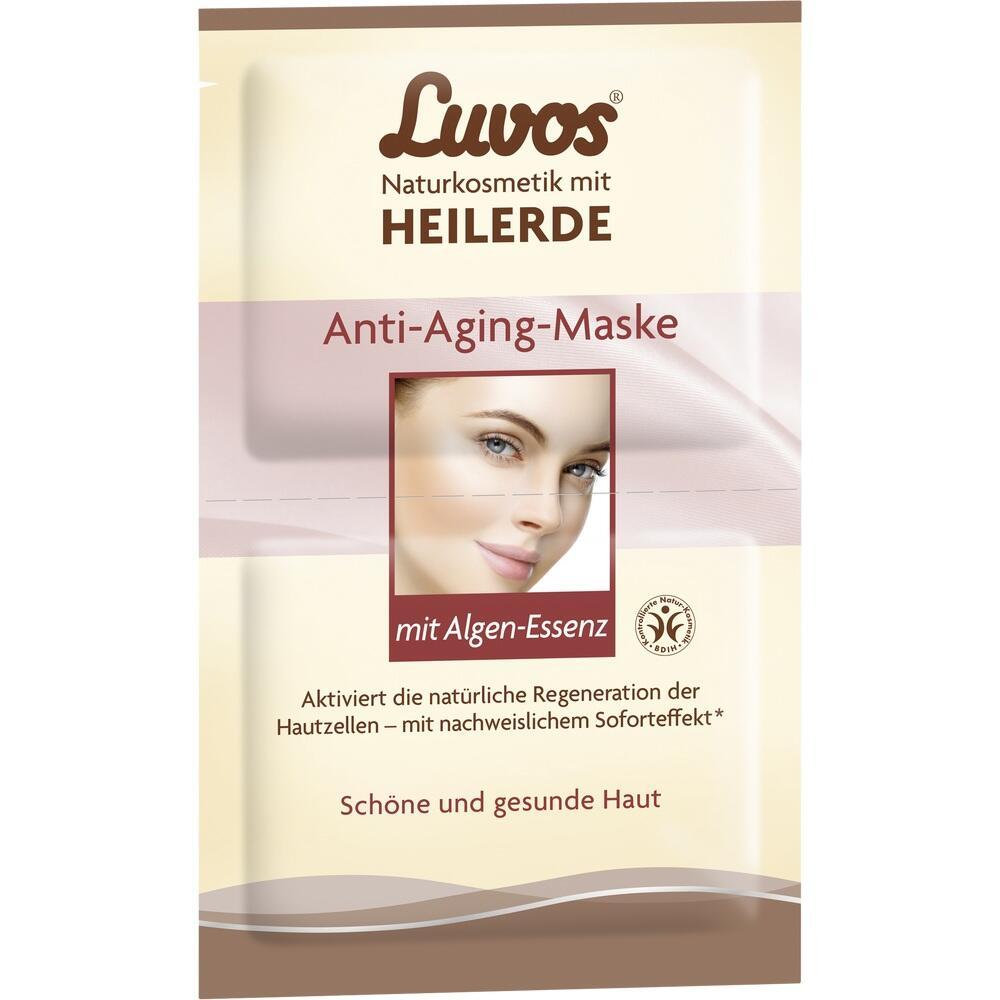 03169857, Luvos Crememaske Anti-Aging Gebrauchsfertig, 2X7.5 ML