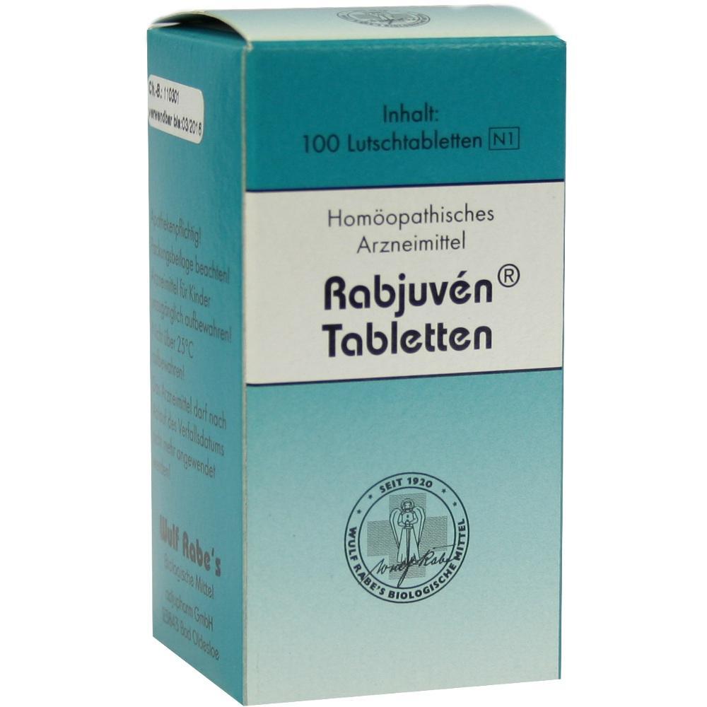 03194453, RABJUVEN Tabletten, 100 ST