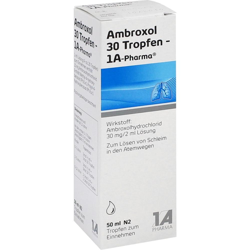 03202000, Ambroxol 30 Tropfen-1A Pharma, 50 ML