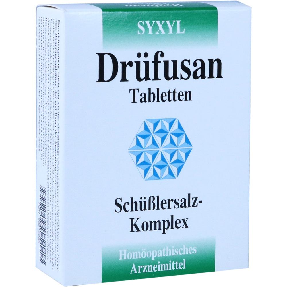 03215066, Drüfusan Tabletten Syxyl, 100 ST