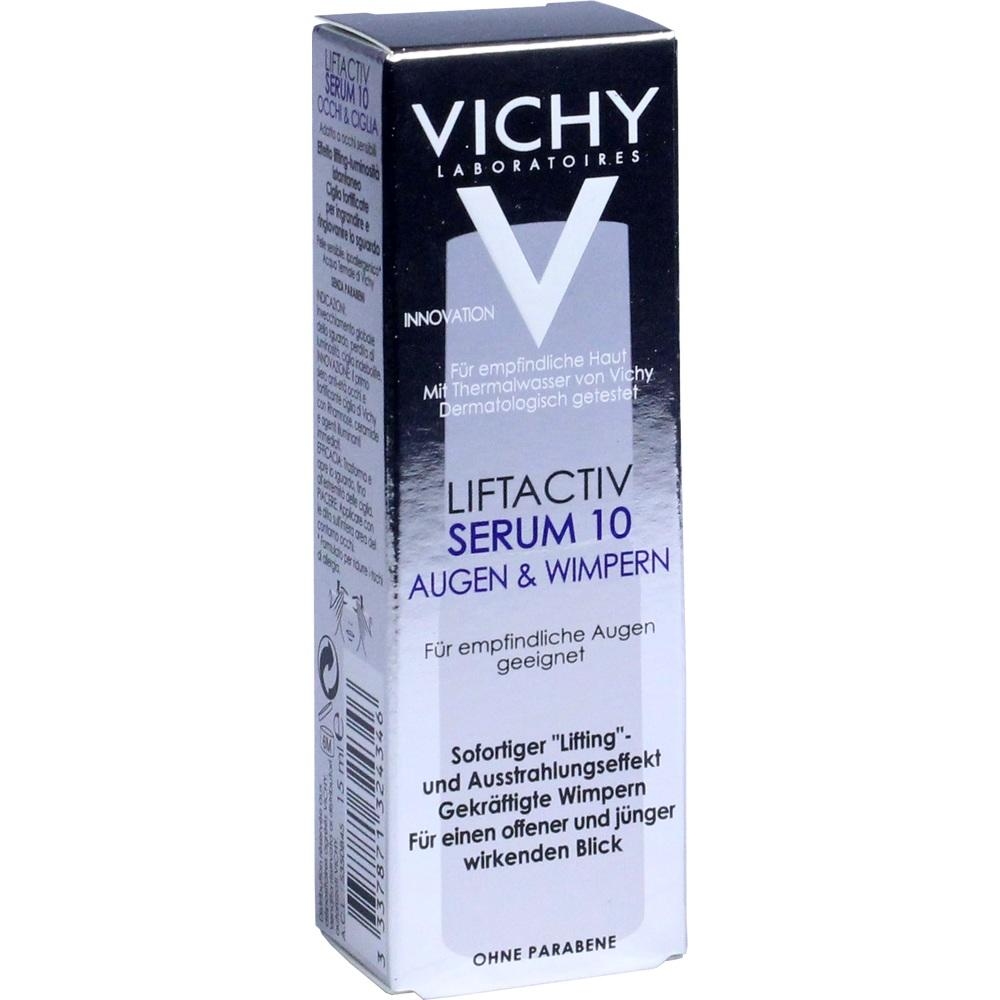 03220653, Vichy Lift. Serum Auge & Wimpern, 15 ML