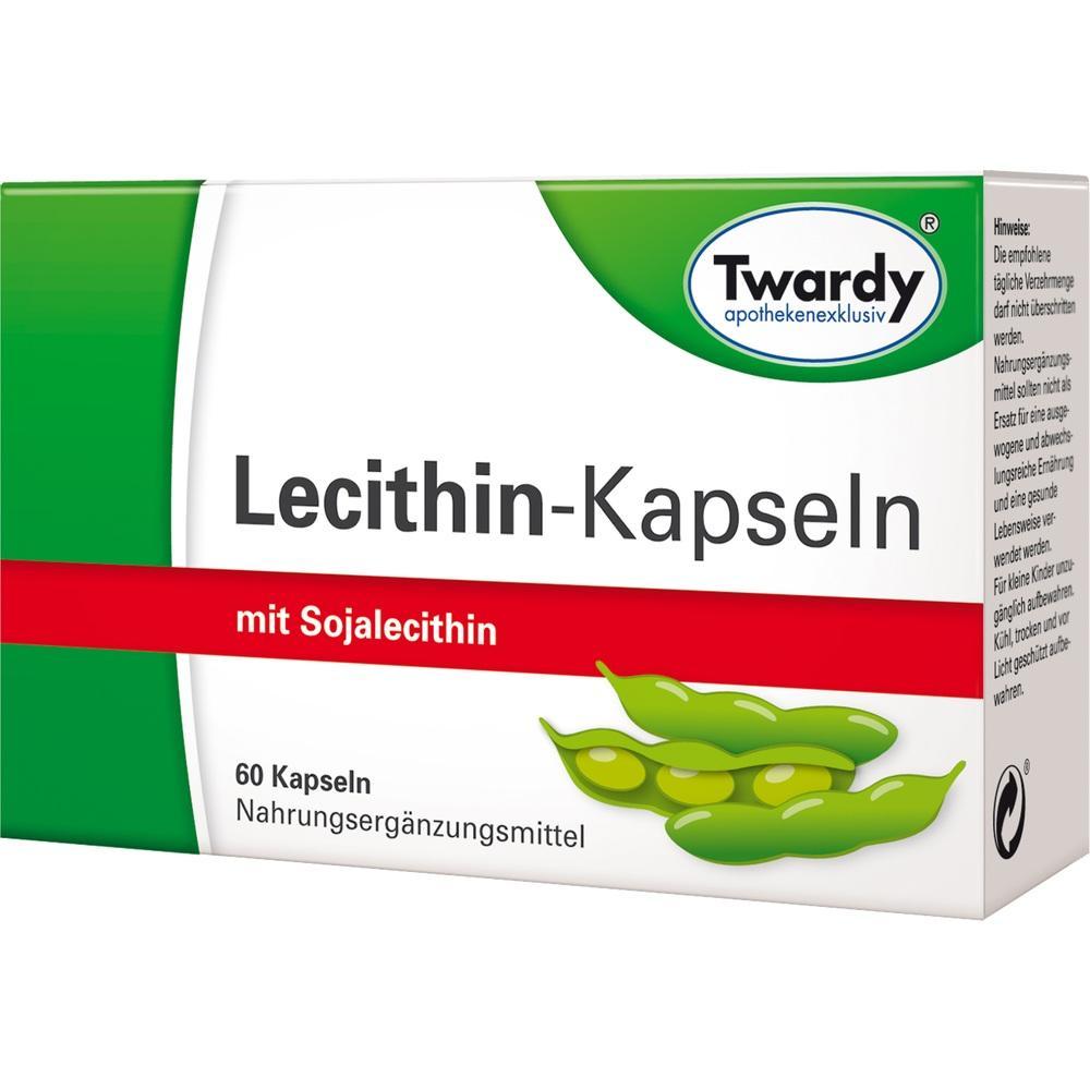 03239500, Lecithin-Kapseln, 60 ST