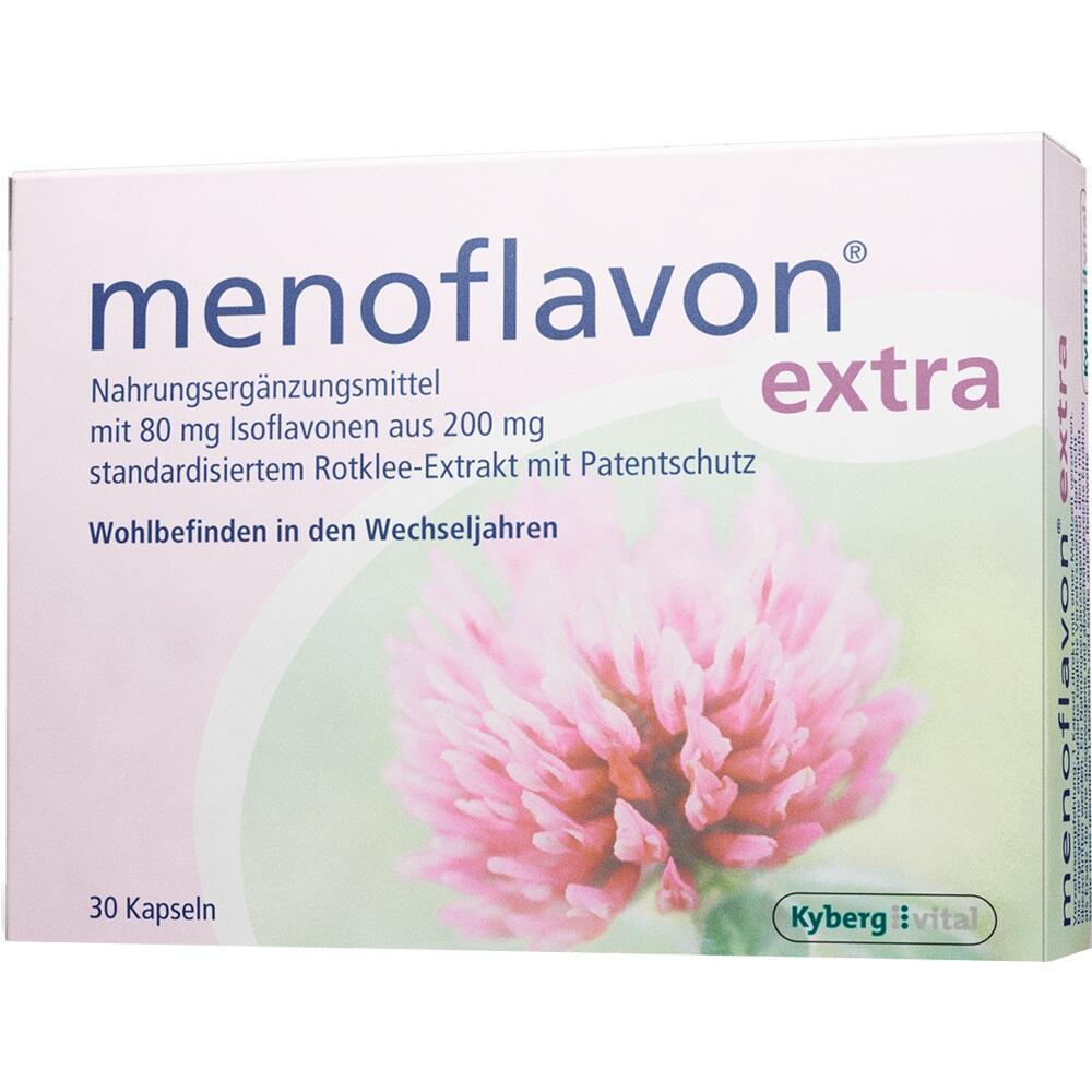 03263852, Menoflavon Extra Kapseln, 30 ST