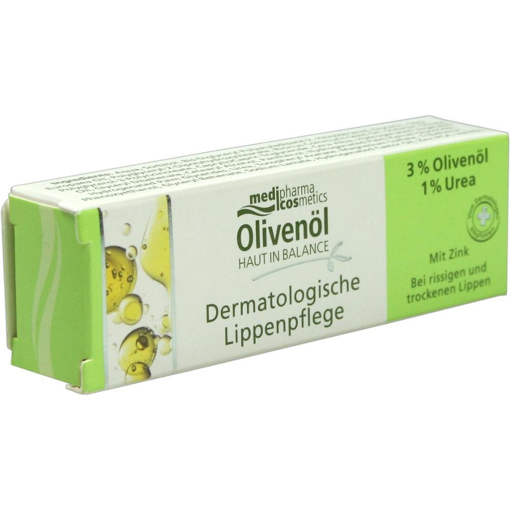 03329806, Haut in Balance Olivenöl Dermatol.Lippenpflege 3%, 7 ML