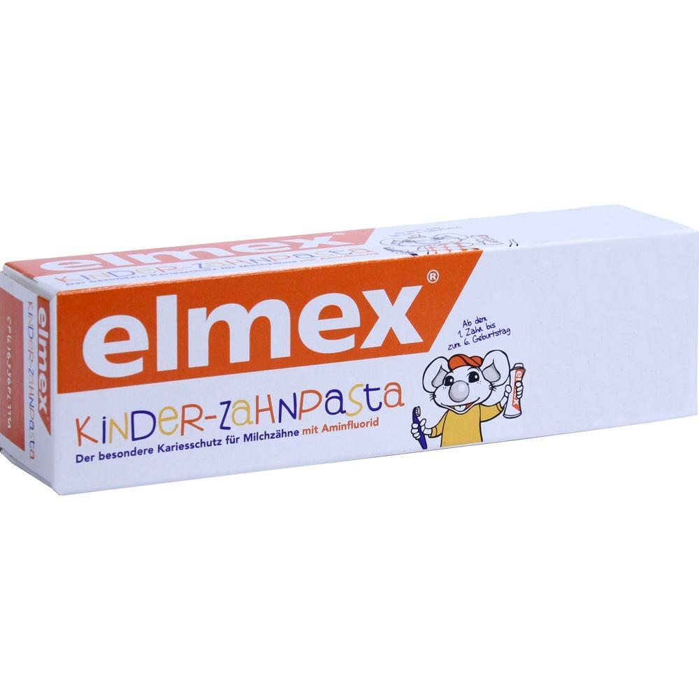 03330672, elmex Kinderzahnpasta mit Faltschachtel, 50 ML