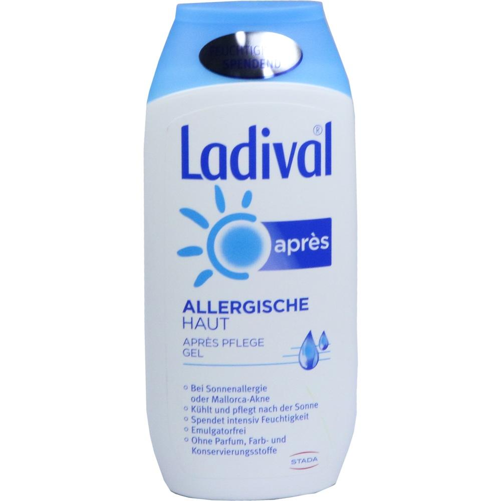 03374356, Ladival allerg. Haut Apres Gel, 200 ML