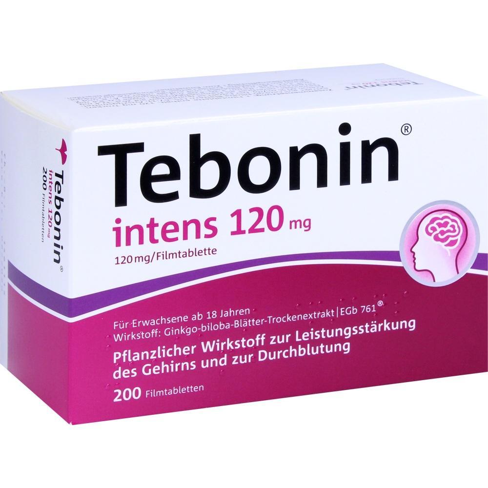 03379106, Tebonin intens 120mg, 200 ST
