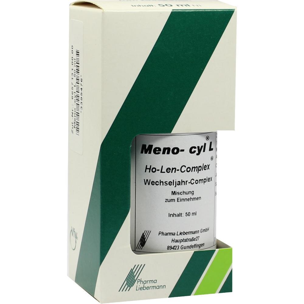 MENO CYL L Ho-Len-Complex Tropfen