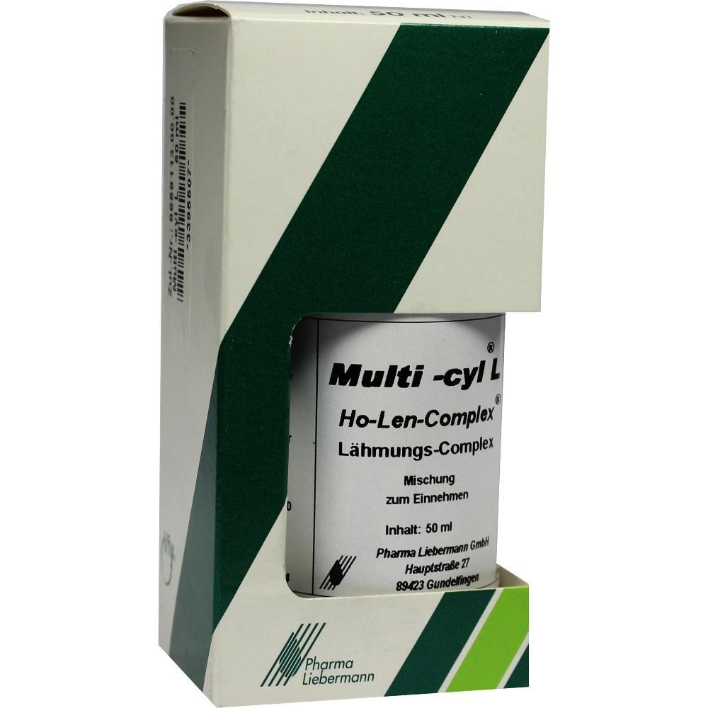MULTI CYL L Ho-Len-Complex Tropfen