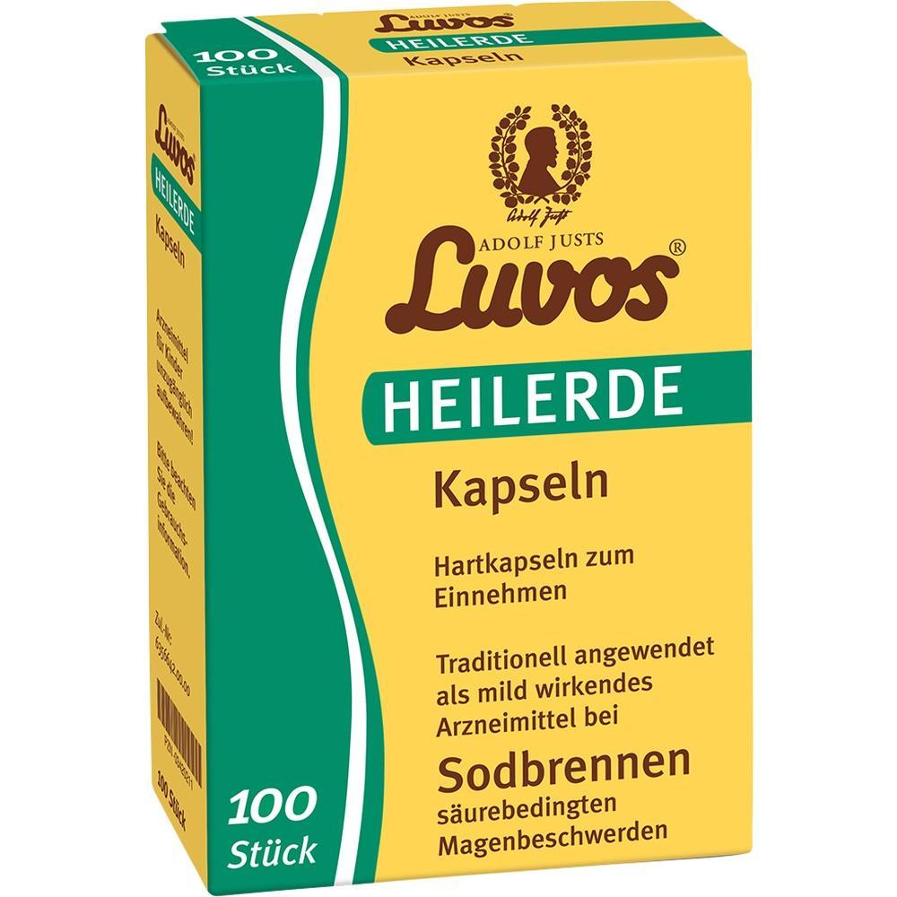 03420211, Luvos HEILERDE Kapseln, 100 ST