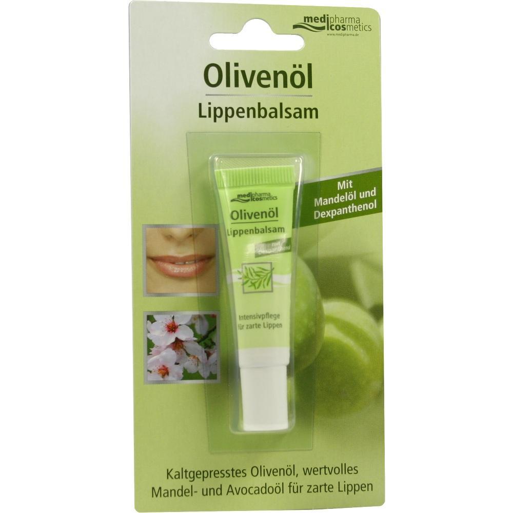 03426567, Olivenöl Lippenbalsam, 7 ML