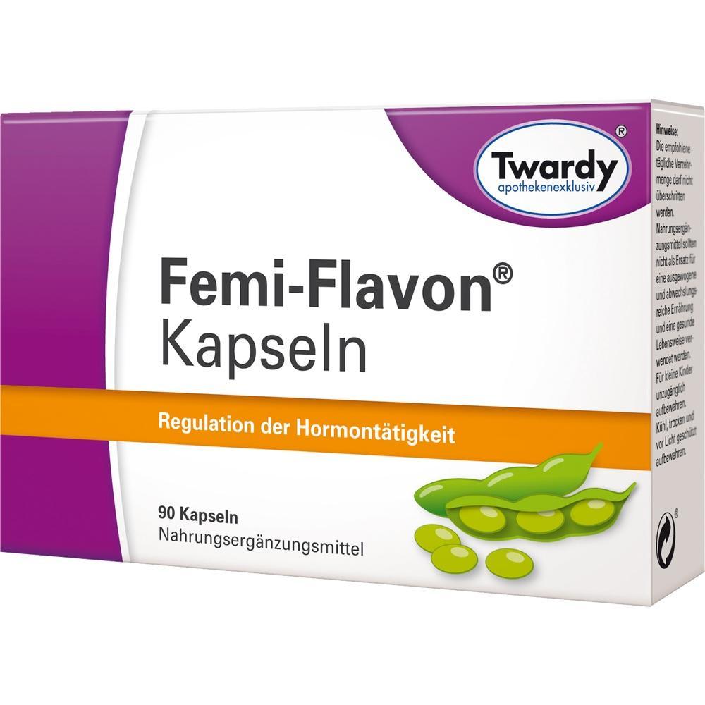 03481448, Femi-Flavon Kapseln, 90 ST