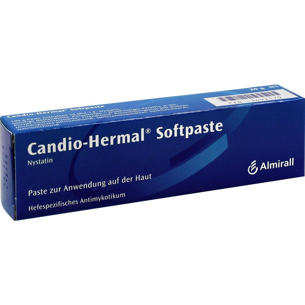 03492179, CANDIO HERMAL SOFTPASTE, 20 G