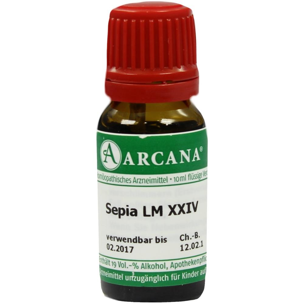 03502498, SEPIA ARCA LM 24, 10 ML