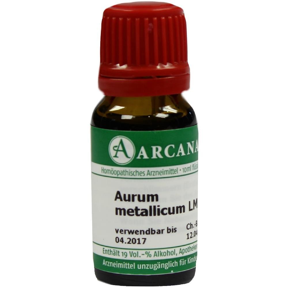 03503693, AURUM MURIAT ARCA LM 18, 10 ML