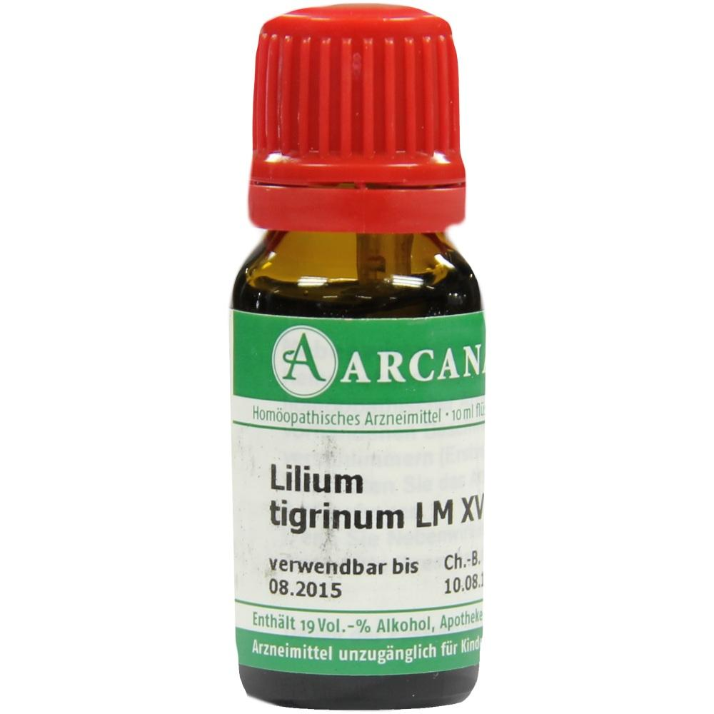 03505031, LILIUM TIGRINUM ARCA LM 18, 10 ML