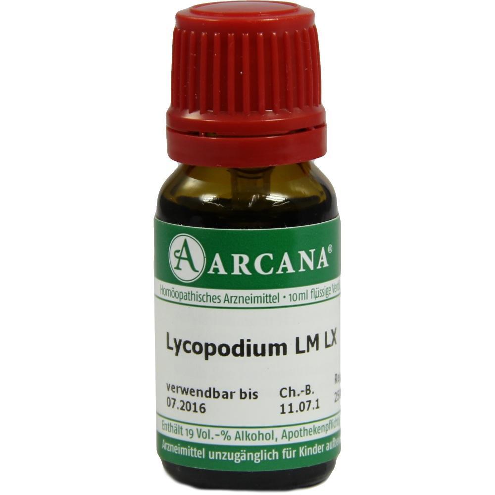 03505077, LYCOPODIUM ARCA LM 60, 10 ML