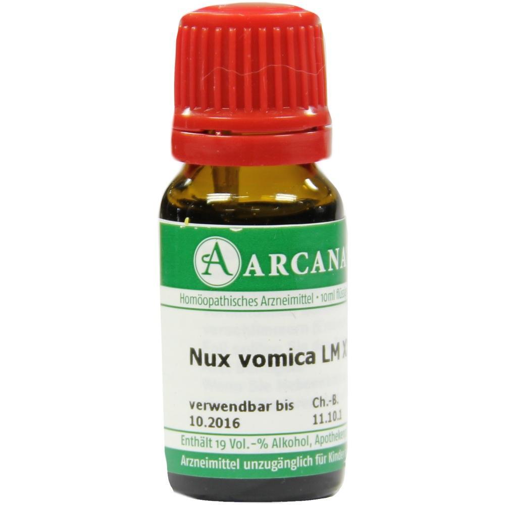 03505338, NUX VOMICA ARCA LM 24, 10 ML