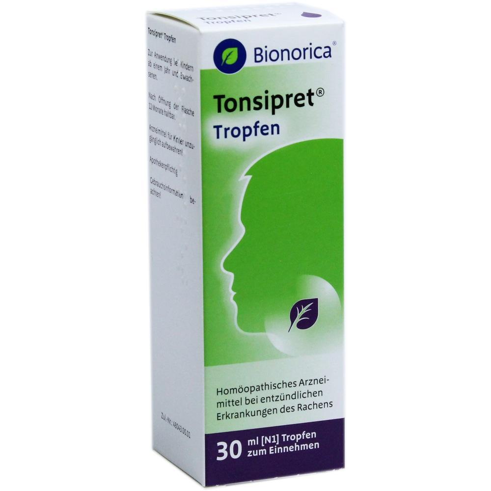 03525743, TONSIPRET TROPFEN, 30 ML