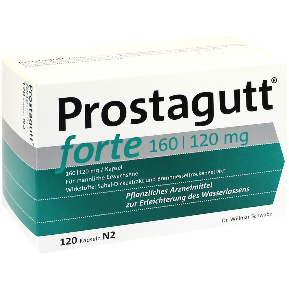 03530193, Prostagutt forte 160/120mg, 120 ST