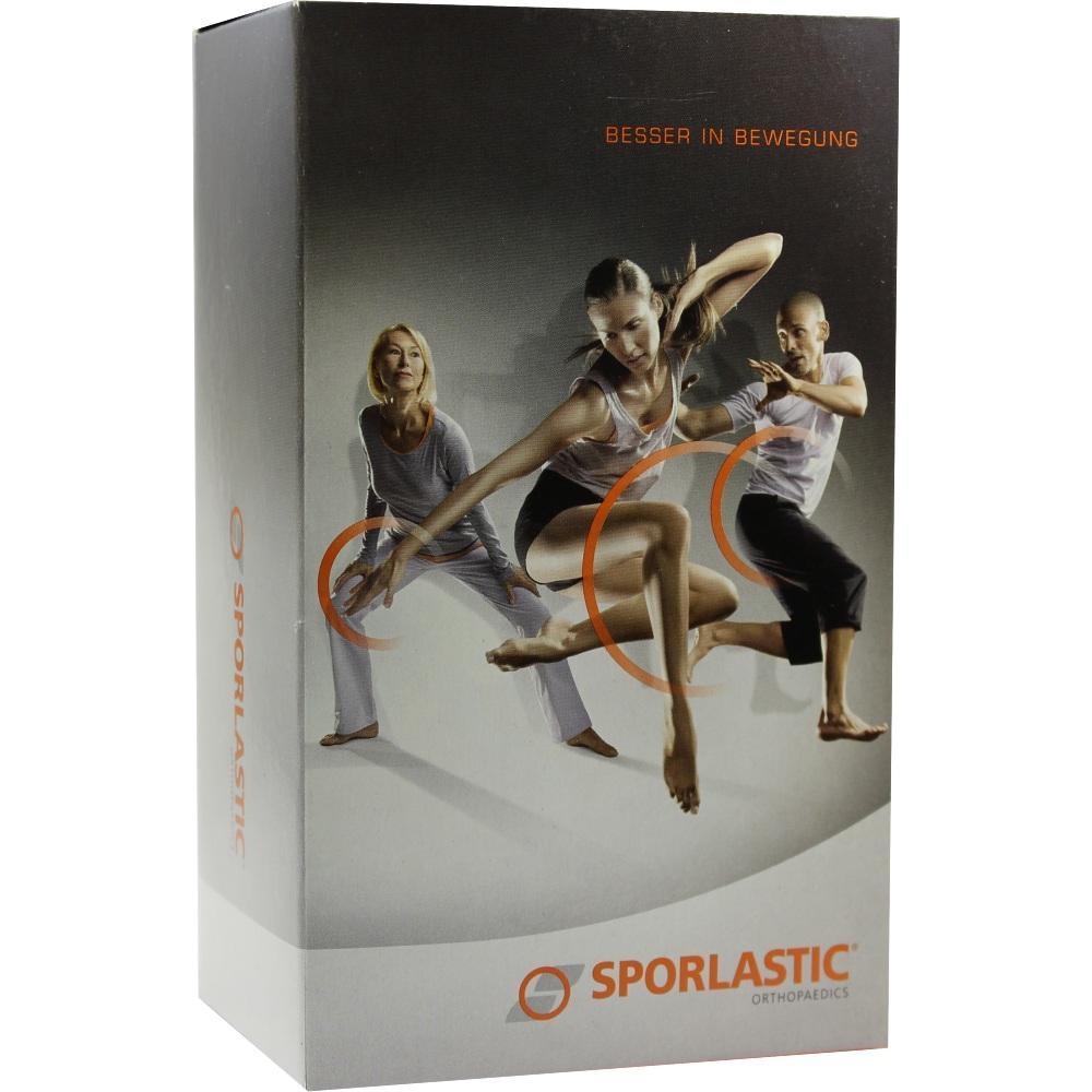 Sporlastic GmbH KASSELER Patellarsehnenbandage AKTIV Gr.2 schwarz 03534618