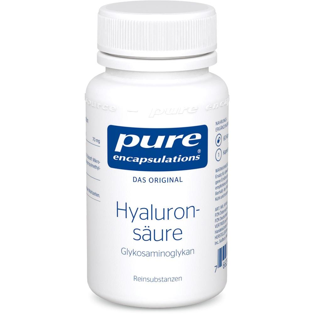 03559937, pure encapsulations Hyaluronsäure, 60 ST