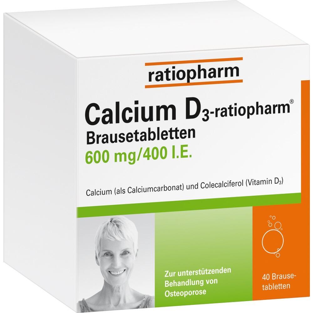 03659745, Calcium D3-ratiopharm Brausetabletten, 40 ST