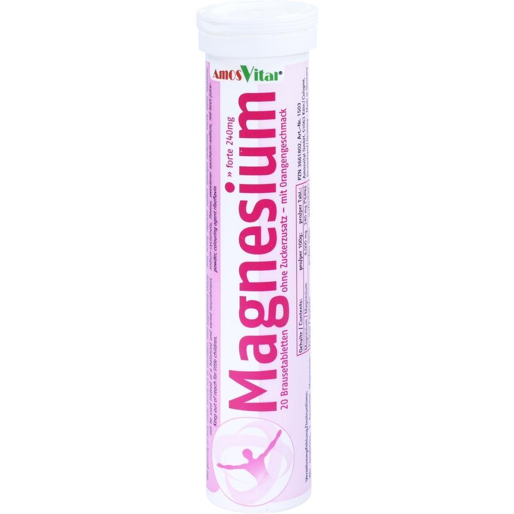 03661802, Magnesium SOMA, 20 ST