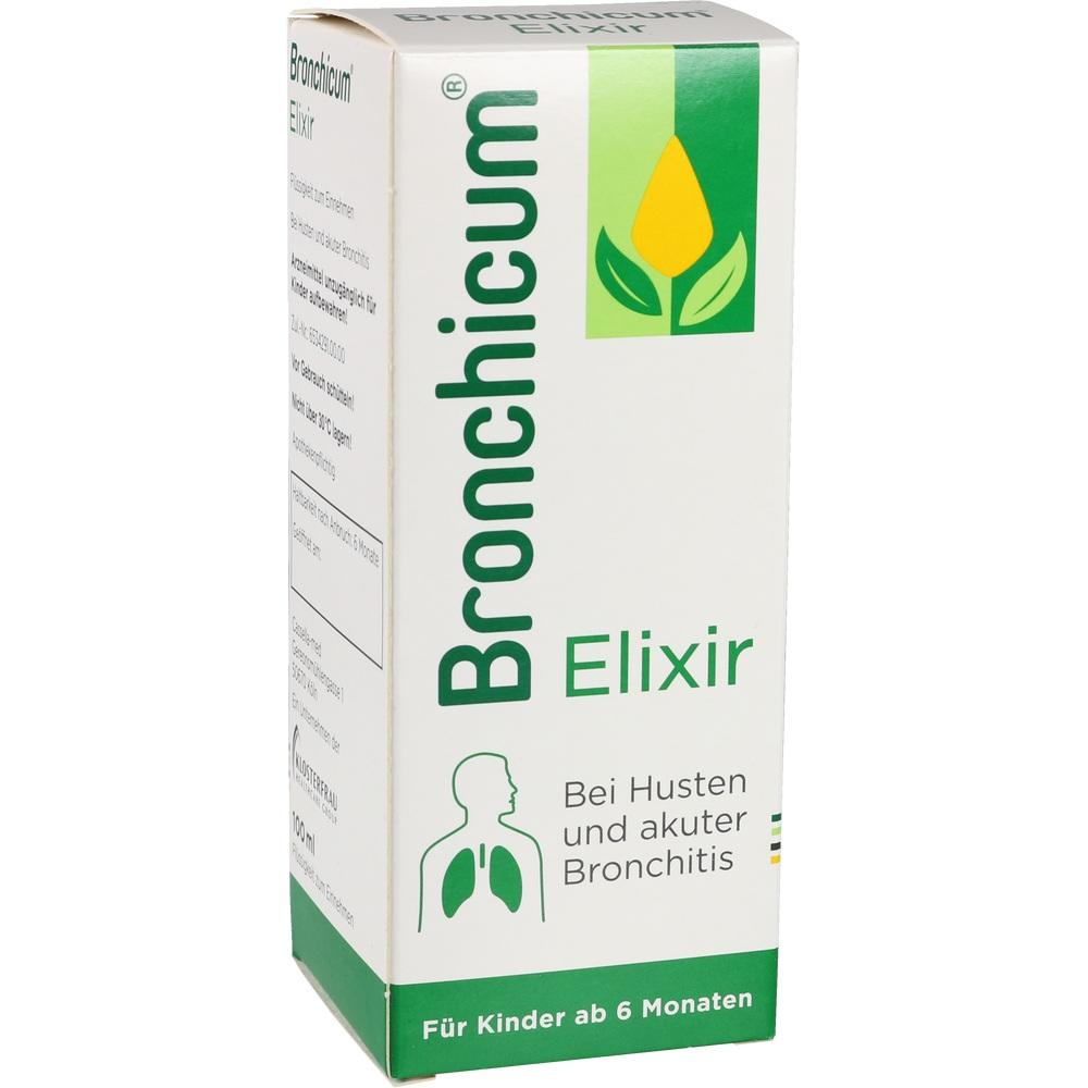 03728280, Bronchicum Elixir, 100 ML