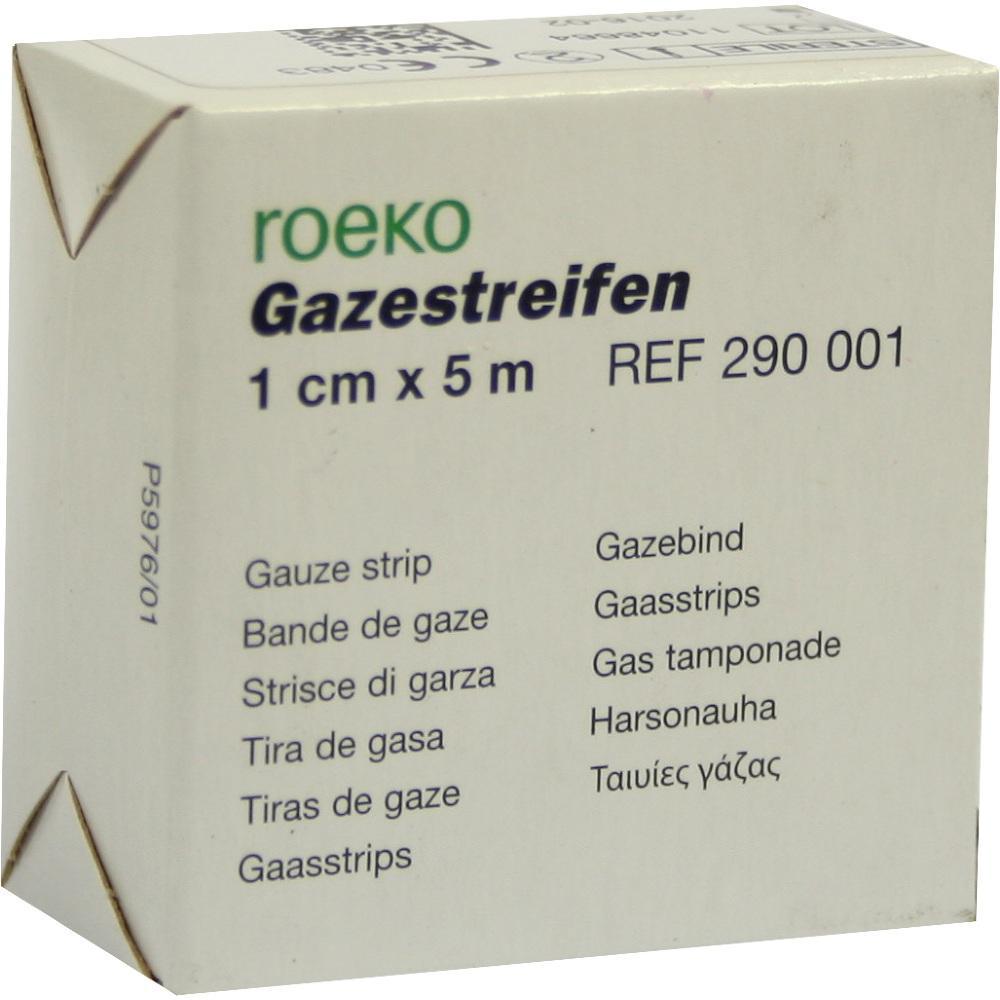 03750026, GAZESTREIFEN STERIL 1CMX5M, 1 ST