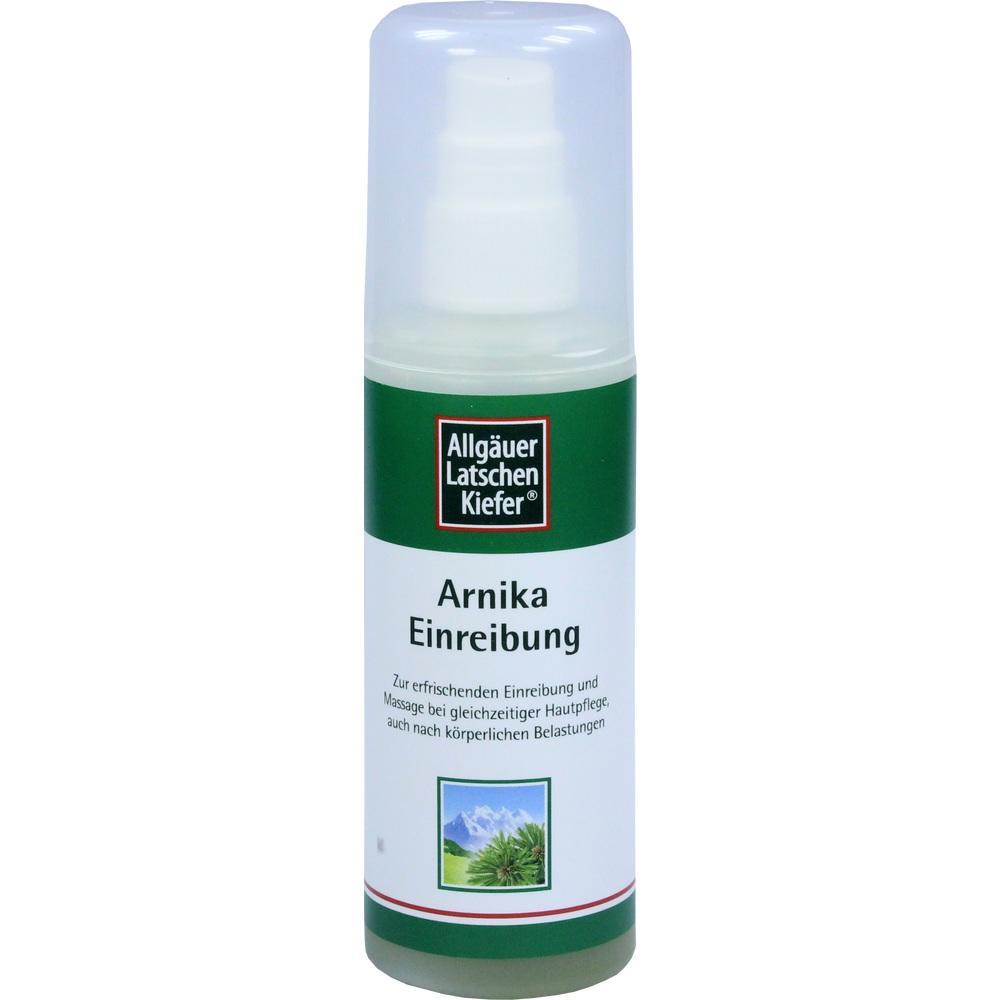 03765424, Allgäuer LK Arnika extra stark Pumpspray, 100 ML