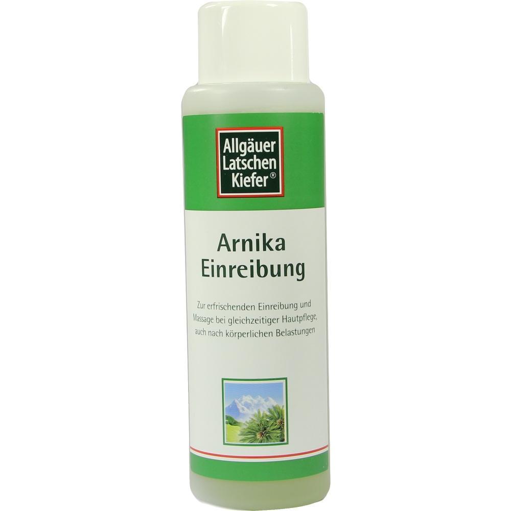 03765430, Allgäuer LK Arnika extra stark Einreibung, 250 ML