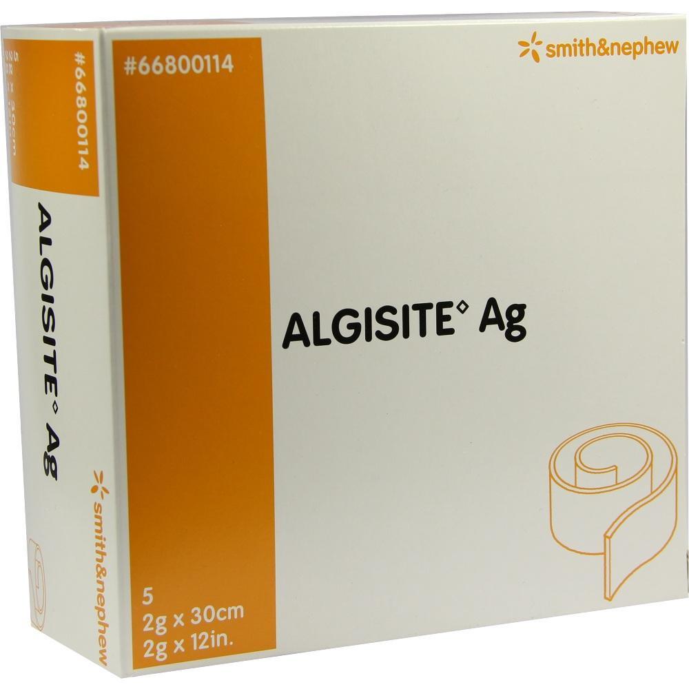 ALGISITE AG Tamponaden 2 g 30 cm