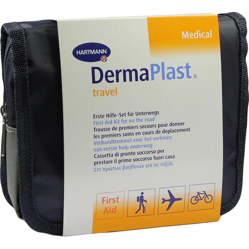 03797878, DermaPlast Erste Hilfe Set travel groß, 1 ST