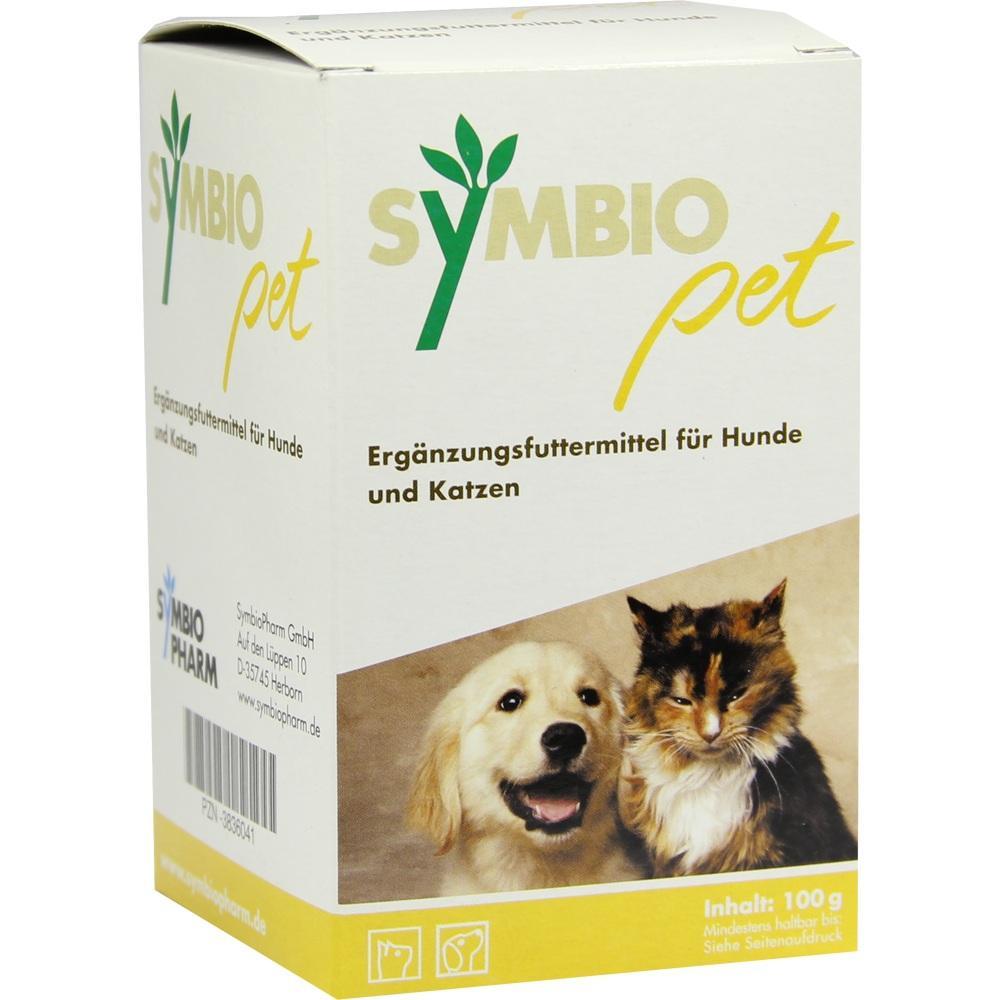 03836041, Symbiopet-Ergänzungsfuttermittel für Kleintiere, 100 G