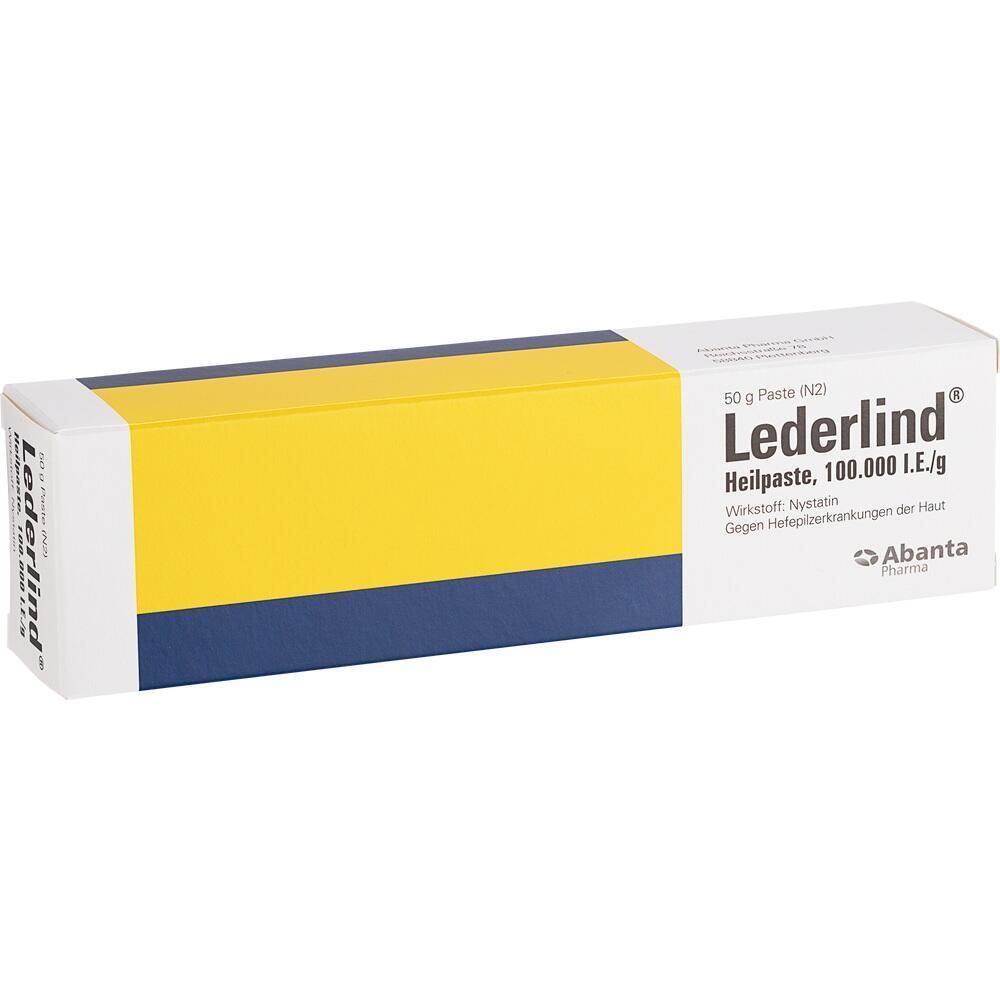 03899260, LEDERLIND HEILPASTE, 50 G