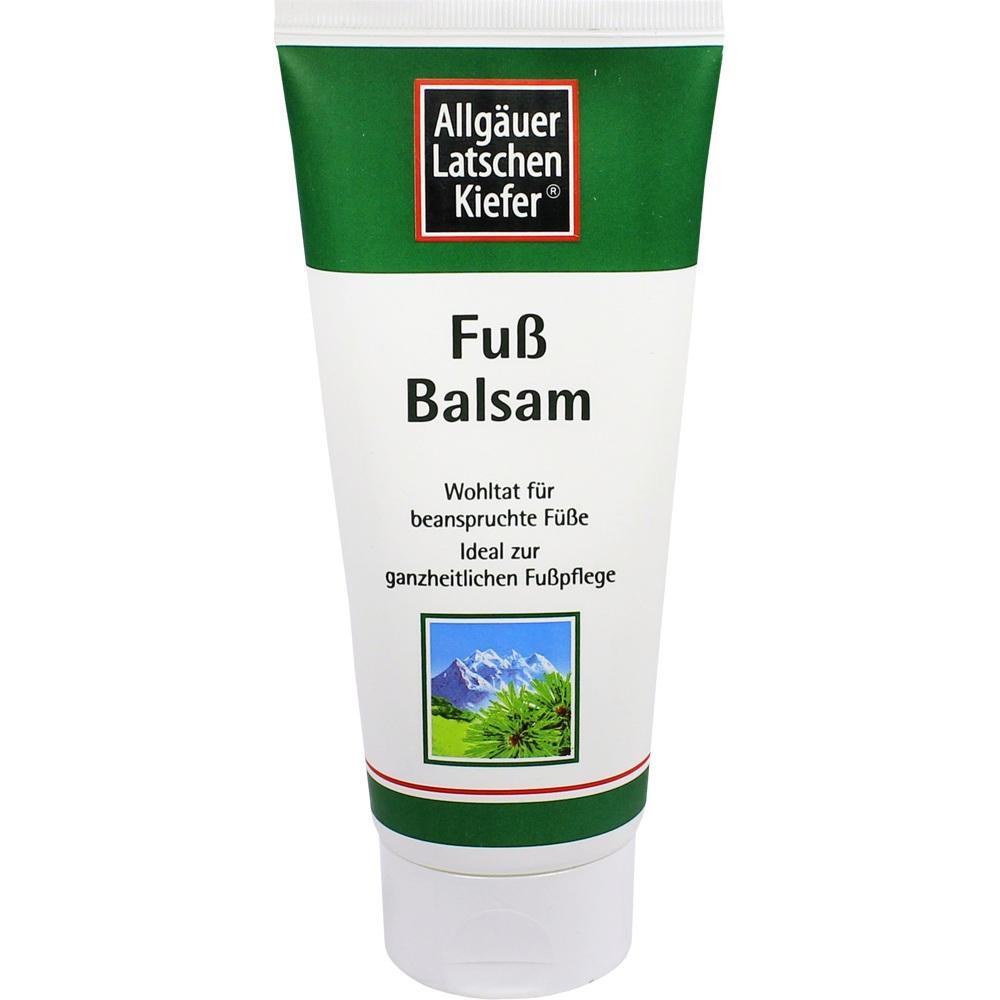 03915183, Allgäuer LK Fuß Balsam, 200 ML