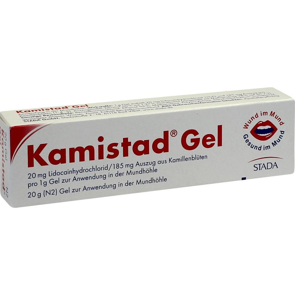 03927039, Kamistad Gel, 20 G