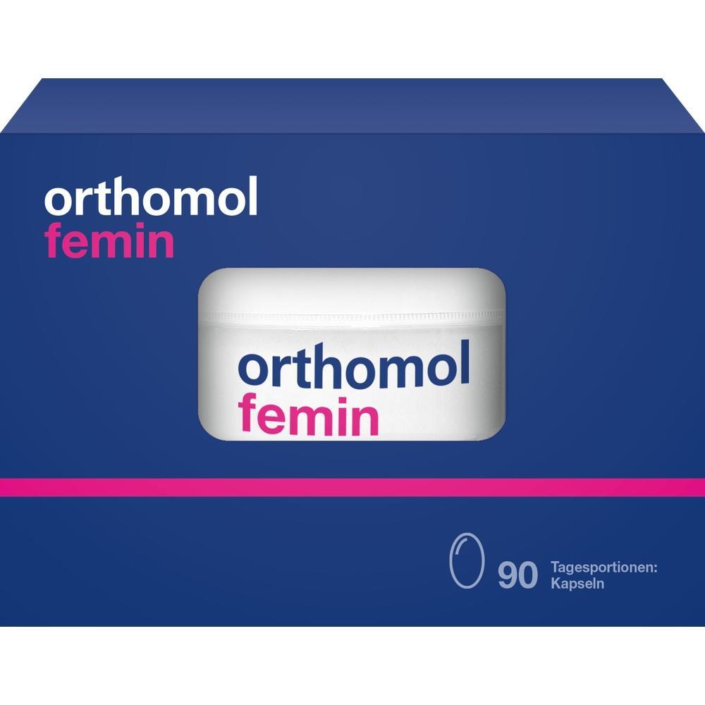 03927298, Orthomol Femin, 180 ST