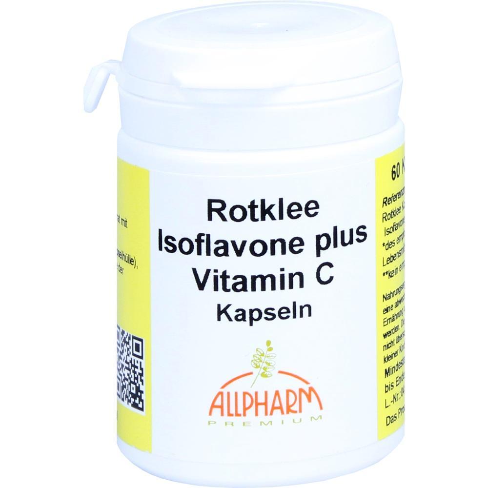 03928725, Rotklee Isoflavone 500mg Kapseln, 60 ST