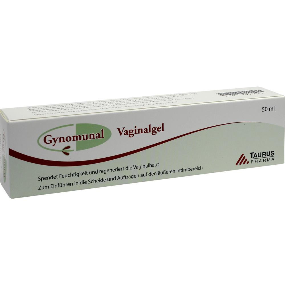 03931621, Gynomunal Vaginalgel, 50 ML