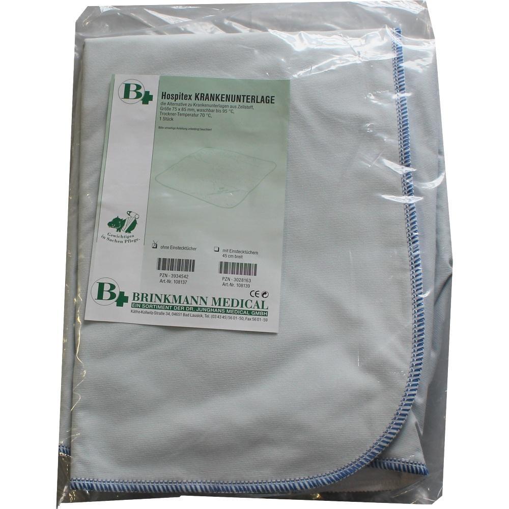 HOSPITEX Unterlage extra 75x85