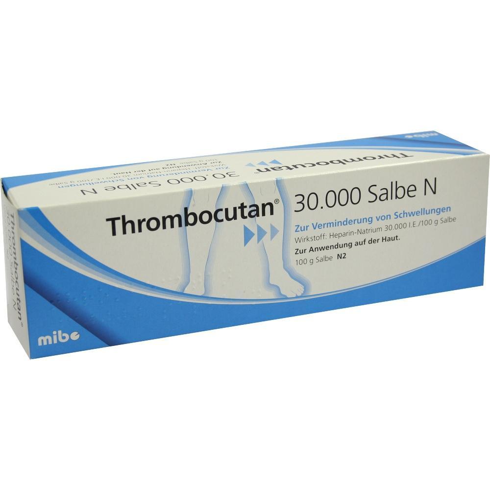 03959306, THROMBOCUTAN 30000 I.E. SALBE N, 100 G