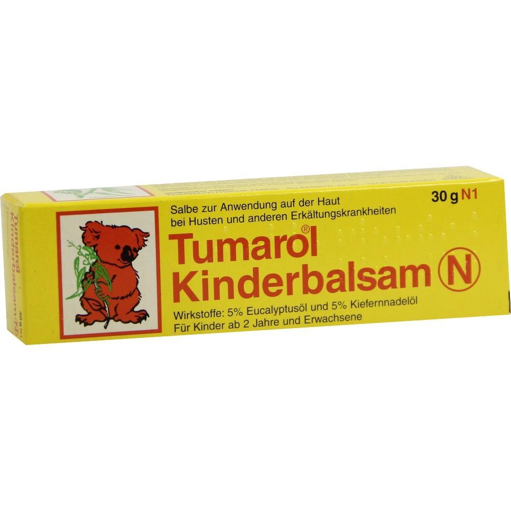 03994917, Tumarol Kinderbalsam N, 30 G